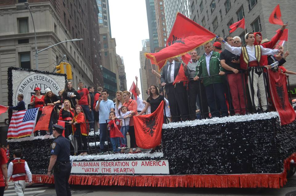 1 Vatar parade