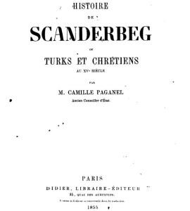 1 Scanderbeg