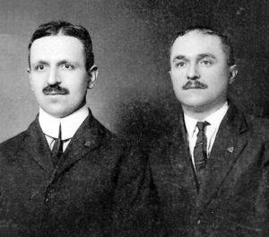 1 Konica e Josif Pani 1910 retushuar