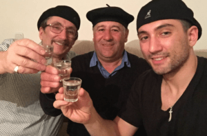 Festa e Sultan Nevrous ne Prespe