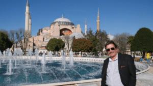 Hagia Sophia ne Stamboll