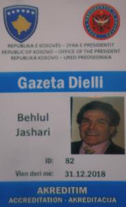1 Behluli ID