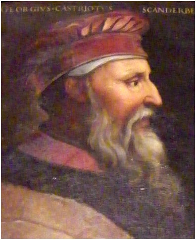 fig 6 Skenderbeu galeria Ufizzi Firence