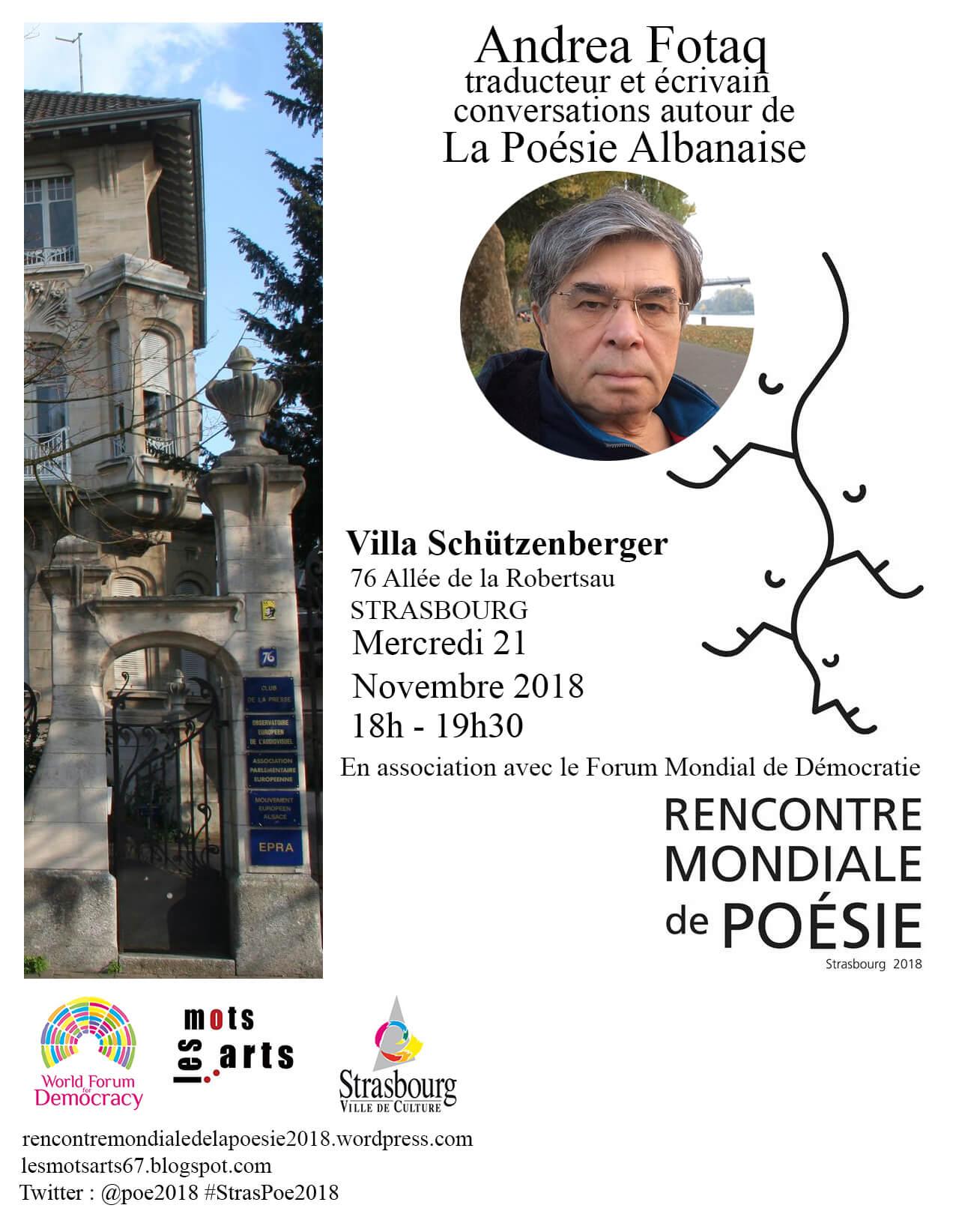 2. afishe Andrea Fotaq